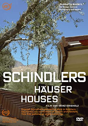 Where to stream Schindler's Houses