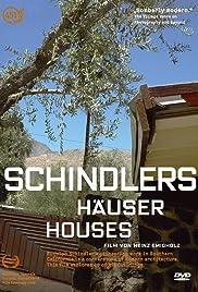 Schindlers Häuser Poster