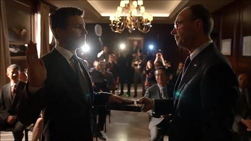 Arrow Season 5 Trailer