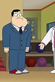 Scott Grimes and Seth MacFarlane in American Dad! (2005)