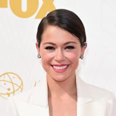 Tatiana Maslany at an event for The 67th Primetime Emmy Awards (2015)