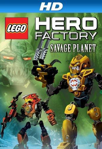 Фабрика героев: Дикая планета (2011)