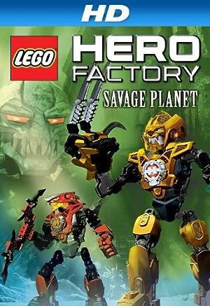 Lego Hero Factory: Savage Planet (2011)
