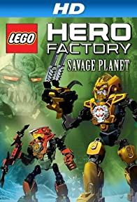 Primary photo for Lego Hero Factory: Savage Planet