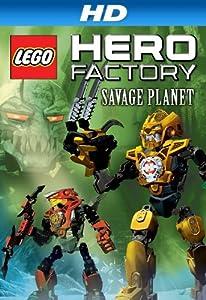 Lego Hero Factory: Savage Planet full movie hd 720p free download