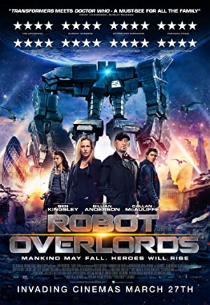 Robot Overlords (2014) online sa prevodom