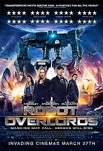 Robot Overlordsสงครามจักรกลล้างโลก