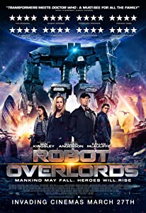 Best free movie sites to watch online Robot Overlords UK [1080p]