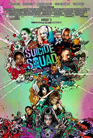 Download Suicide Squad | 480p-720p | English Only