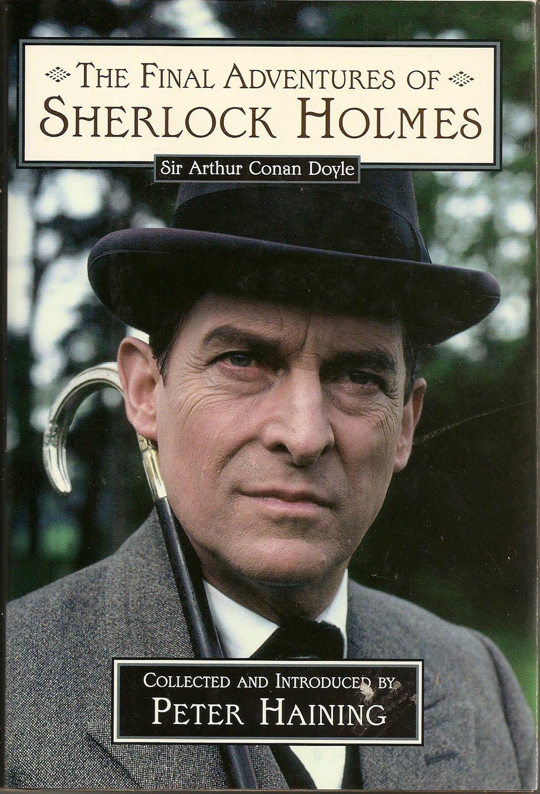 Jeremy Brett in The Return of Sherlock Holmes (1986)