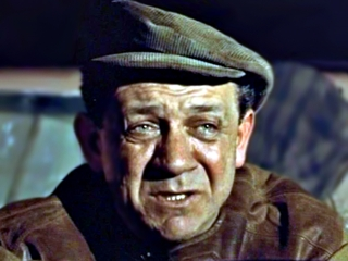 Sidney James in The 39 Steps (1959)