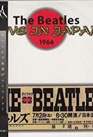 The Beatles in Japan Poster