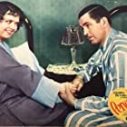 Johnny Arthur and Sally Starr in Personality (1930)
