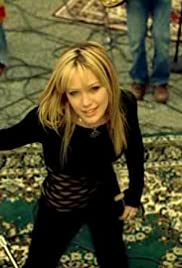 Hilary Duff: Why Not Poster