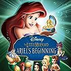 Sally Field, Jodi Benson, Jim Cummings, Grey Griffin, Jennifer Hale, Samuel E. Wright, and Kari Wahlgren in The Little Mermaid: Ariel's Beginning (2008)