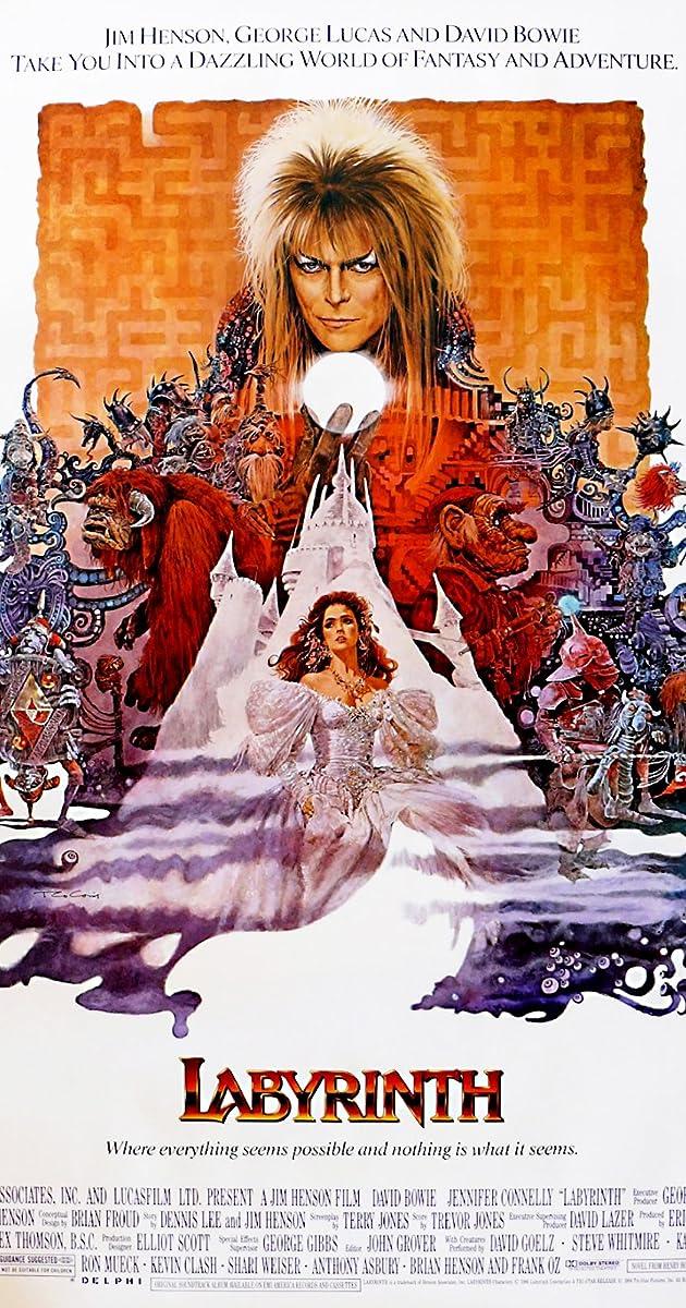 Labirintas / Labyrinth (1986) Online