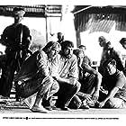 John Malkovich, Julian Sands, and Sam Waterston in The Killing Fields (1984)
