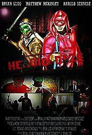Heroic Daze Poster