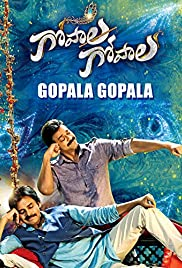 Gopala Gopala (2015) Poster - Movie Forum, Cast, Reviews
