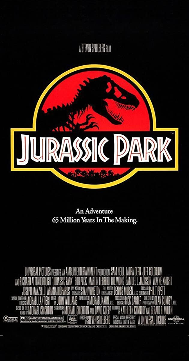 Jurassic Park (1993) - Connections - IMDb