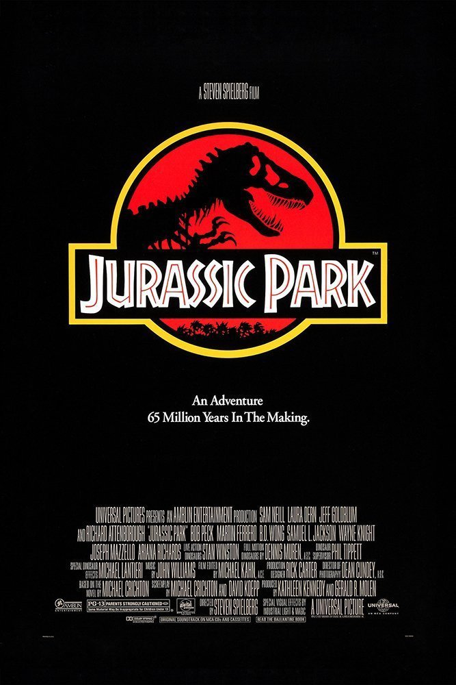 Jurassic Park (1993) BluRay 480p, 720p & 1080p
