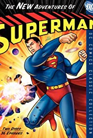 The New Adventures of Superman (1966) Poster - TV Show Forum, Cast, Reviews