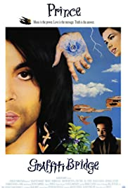 Graffiti Bridge (1990) Poster - Movie Forum, Cast, Reviews