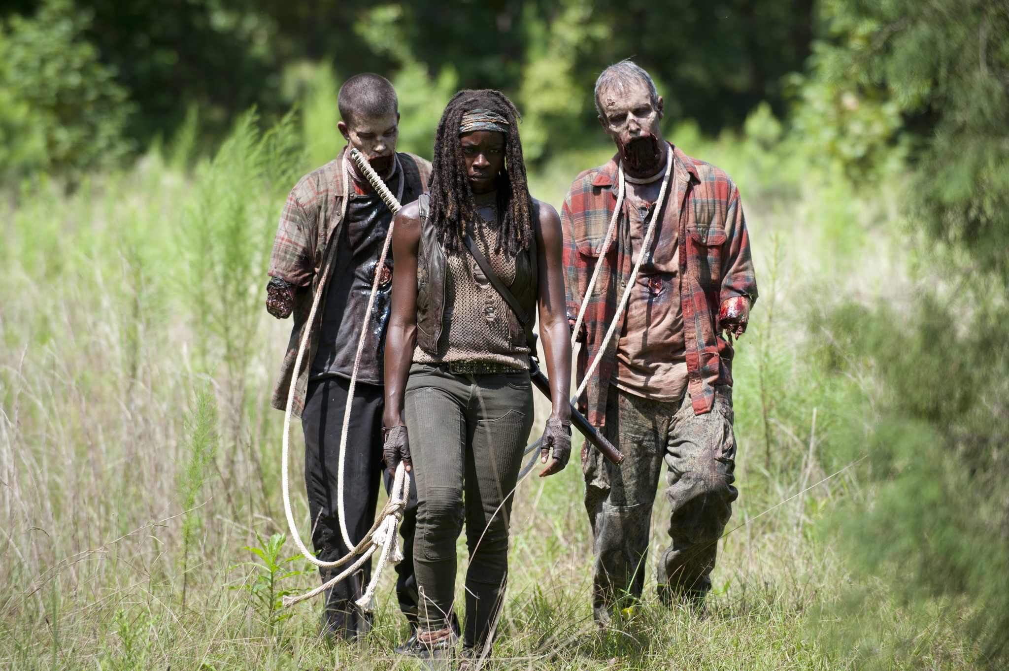 The Walking Dead 4×09 – Después