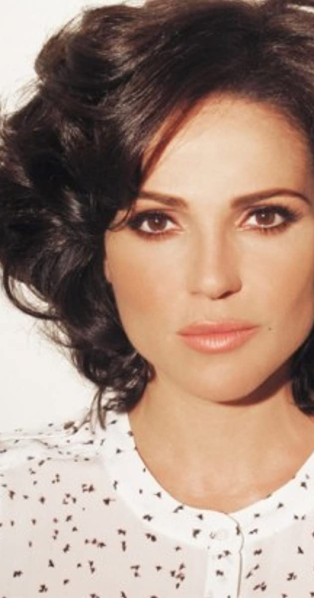 Lana Parrilla photoshoot