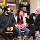 Ted Danson, Brett Haley, Kiersey Clemons, and Sasha Lane at an event for Hearts Beat Loud (2018)