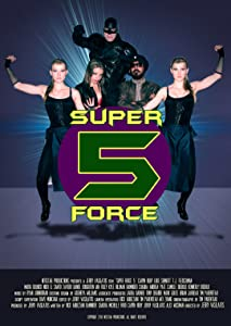 Movie share watchmovies Superforce Five [Mpeg]