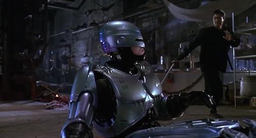 Robocop 3 - Clip