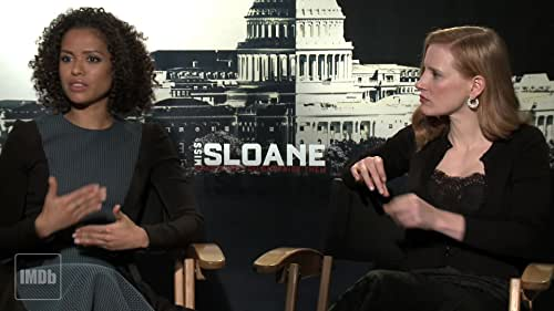 What Movie Would You Feature on a Double Bill With 'Miss Sloane'?