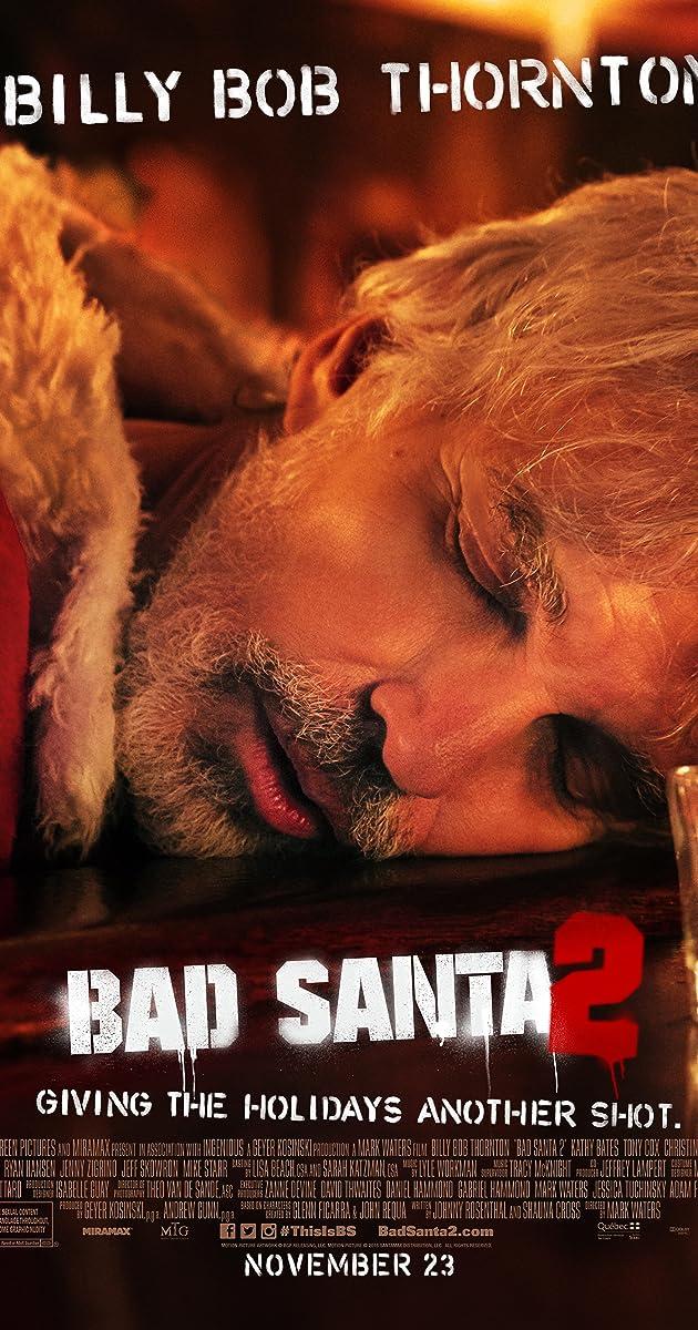 Subtitle of Bad Santa 2