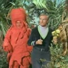 Stanley Adams and Jonathan Harris in Lost in Space (1965)
