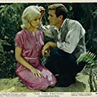Rod Taylor and Yvette Mimieux in The Time Machine (1960)