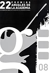XXII Premios Anuales de la Academia (2008)