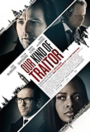 Our Kind of Traitor (2016) Poster - Movie Forum, Cast, Reviews