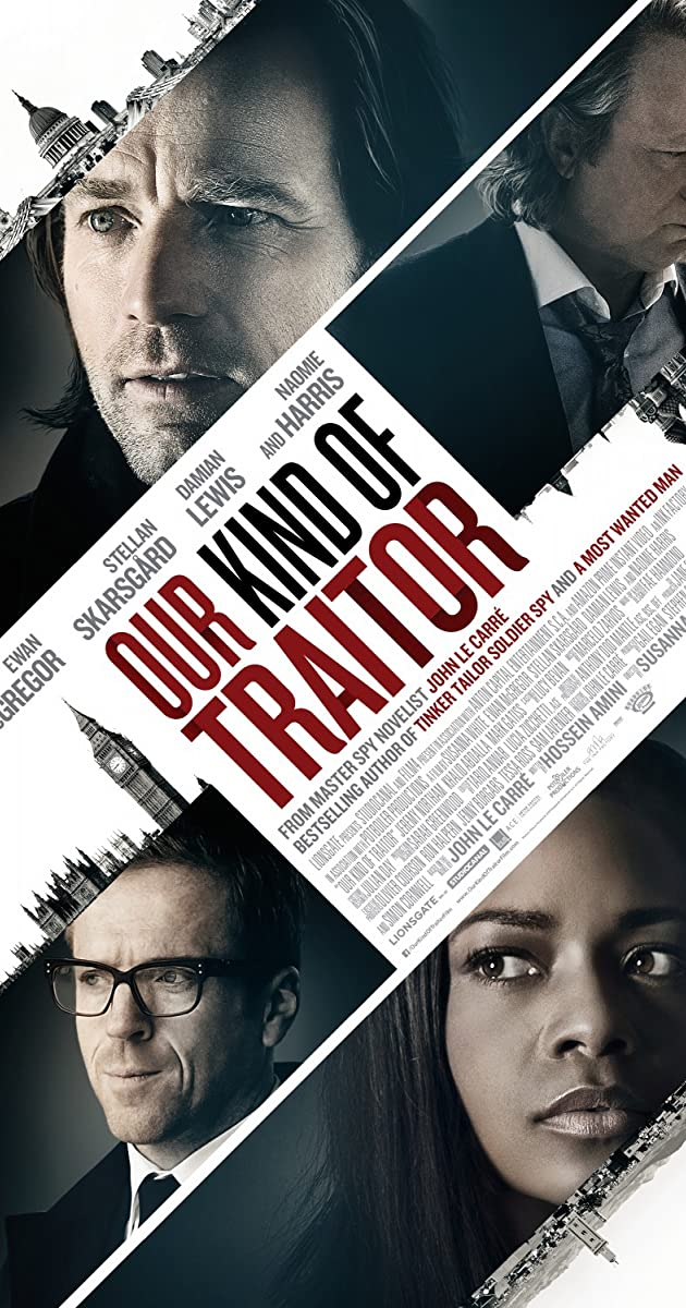 Subtitle of Our Kind of Traitor