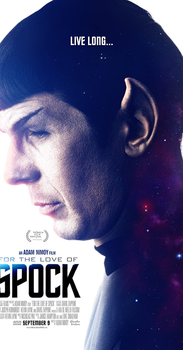 Subtitle of For the Love of Spock