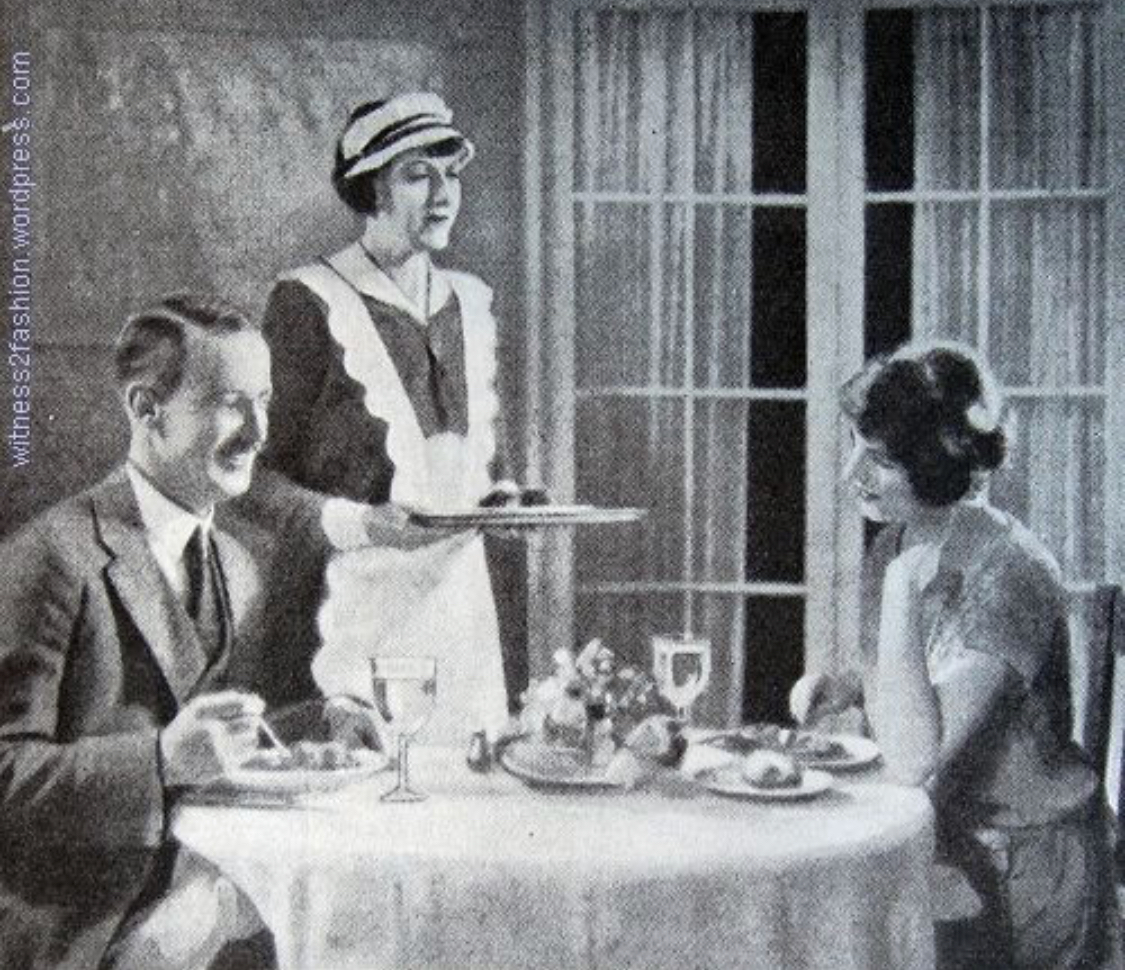 Grace Darmond, Carmelita Geraghty, and Cleo Madison in Discontented Husbands (1924)