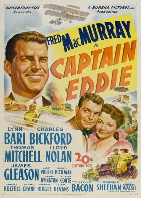 Captain Eddie IMDB Image One