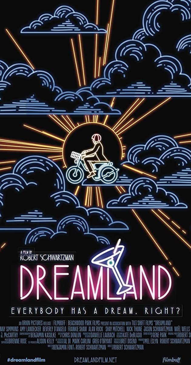 Dreamland (2016) - Full Cast & Crew - IMDb