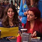 Victoria Justice and Ariana Grande in Victorious (2010)