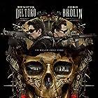 Josh Brolin, Benicio Del Toro, and Isabela Merced in Sicario: Day of the Soldado (2018)