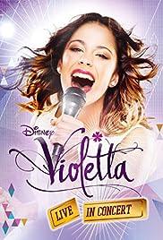 Violetta: La Emoción del Concierto Poster
