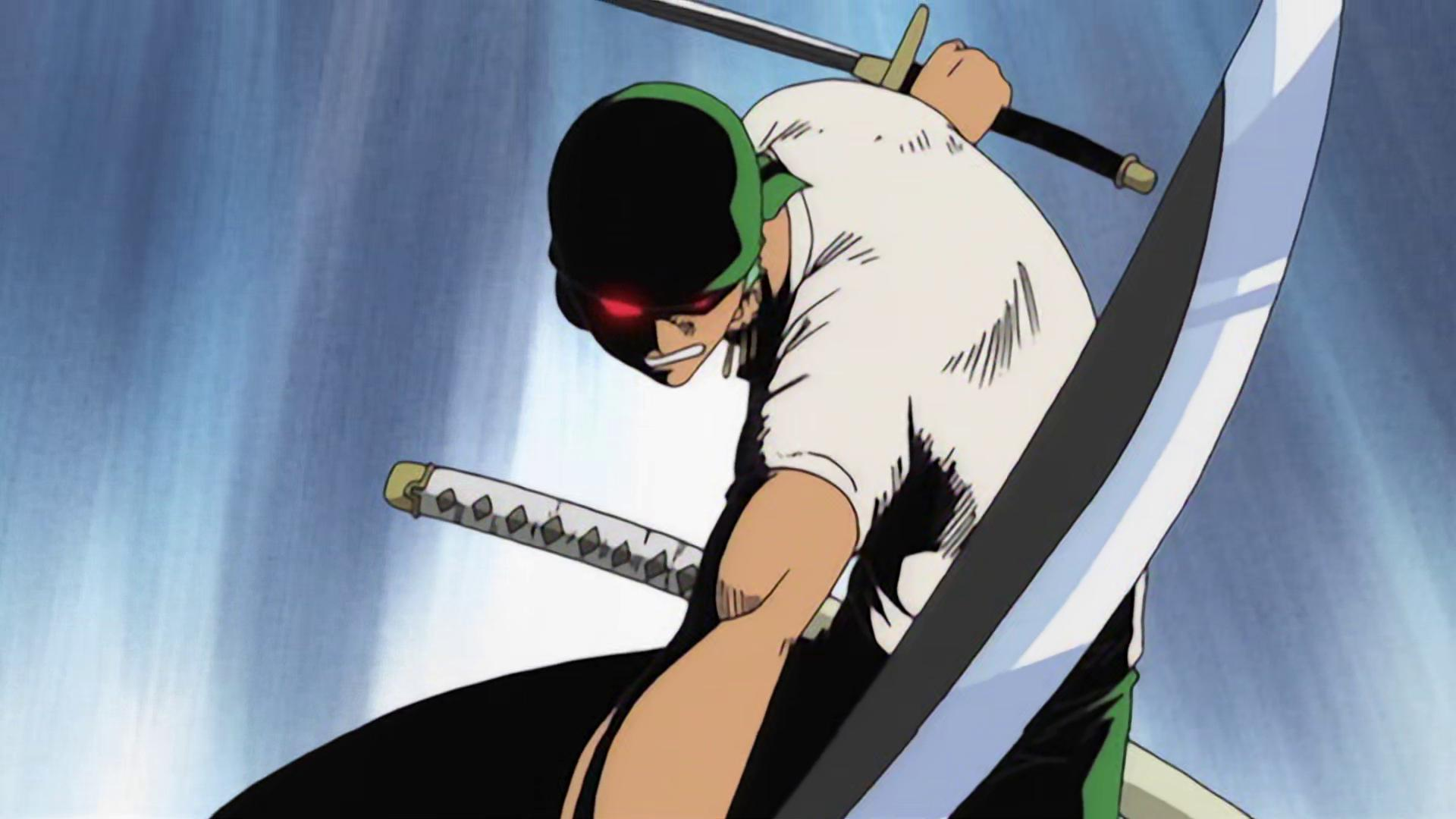 The Great Swordsman Appears! Pirate Hunter, Roronoa Zoro (1999)