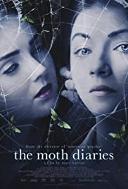 The Moth Diaries (2011) Poster - Movie Forum, Cast, Reviews