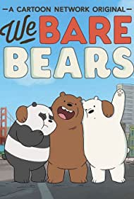 Edi Patterson, Eden Gamliel, Bobby Moynihan, Demetri Martin, Eric Edelstein, and Keith Ferguson in We Bare Bears (2014)