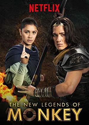 The New Legends of Monkey S01E10 (2018)